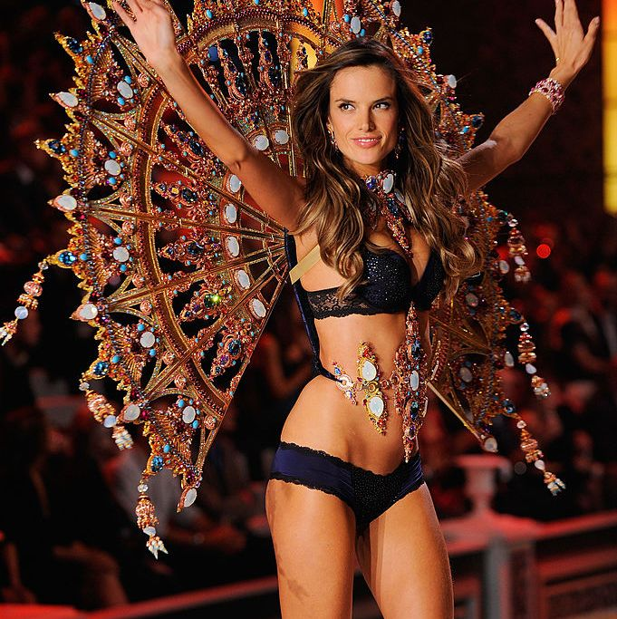 Alessandra Ambrosio's Best Runway Moments