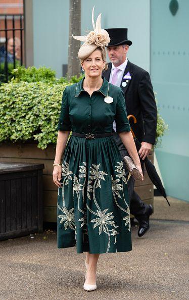 royal family at ascot 2021