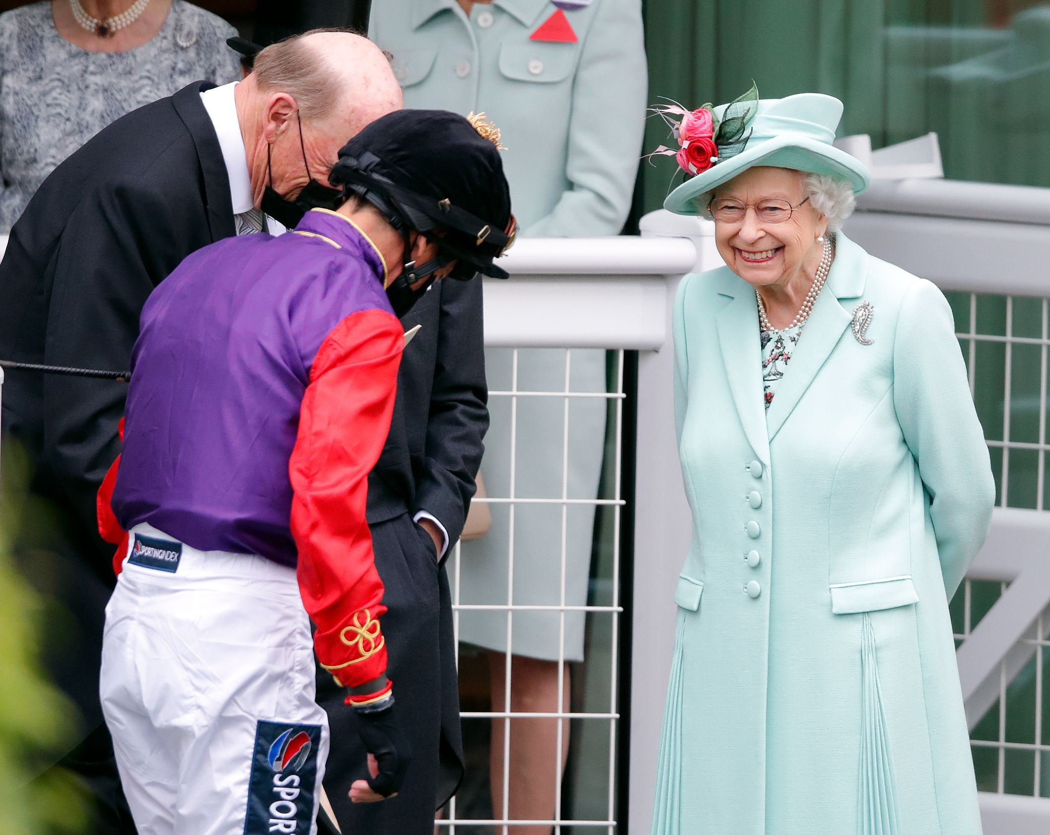 All the Pictures of the Royal Family at the 2021 Royal Ascot
