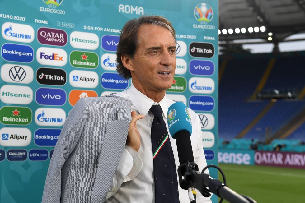 Giorgio Armani, Italian Football and the Perfect Summer Suit