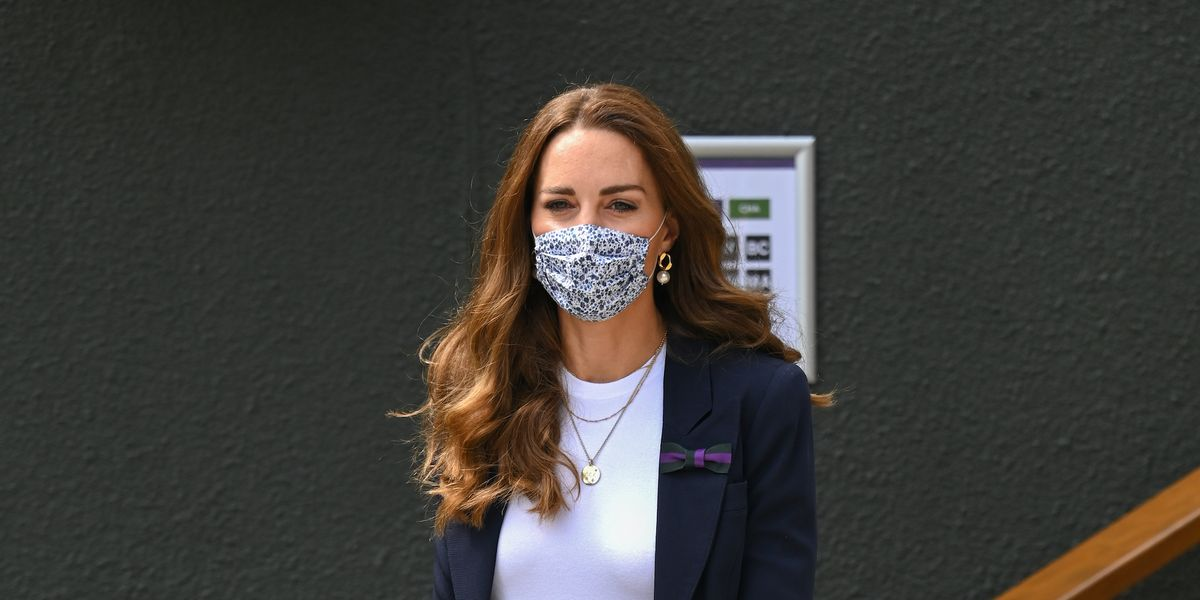 Kate Middleton Is Self-Isolating After COVID Exposure