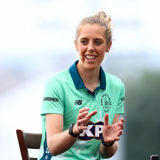 london, england   july 07 enter caption here at the kia oval on july 07, 2021 in london, england photo by jordan mansfield   ecbecb via getty images