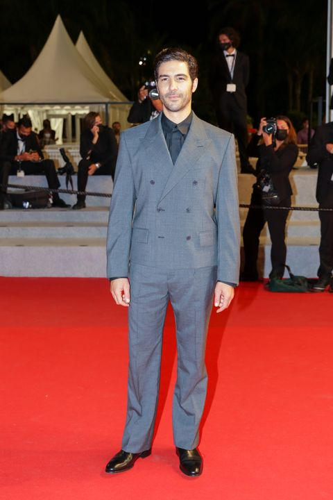 cannes, france   july 12 tahar rahim attends the bac nord screening during the 74th annual cannes film festival on july 12, 2021 in cannes, france photo by stephane cardinale   corbiscorbis via getty images