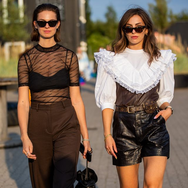 street style copenhagen fashion week spring summer 2022