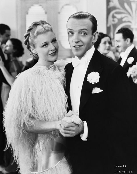 Ginger Rogers Wardrobe Malfunction In Top Hat Remember When A Dress Almost Destroyed Fred Astaire And Ginger Rogers