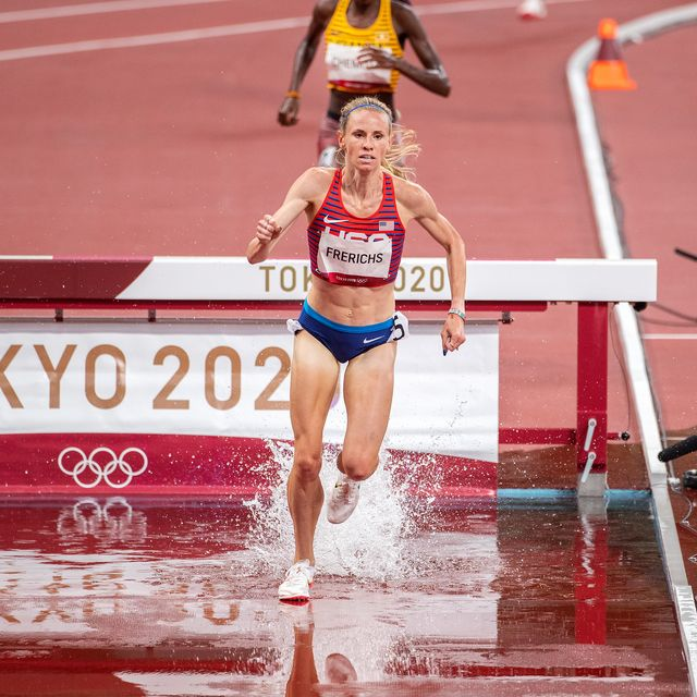 How Courtney Frerichs Honed Her Mental Game and Had Her Best Track Season Yet