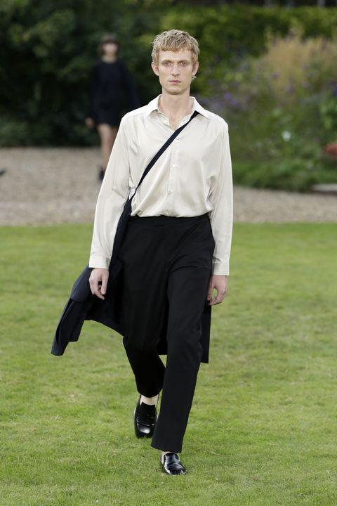 london fashion week mens ss22