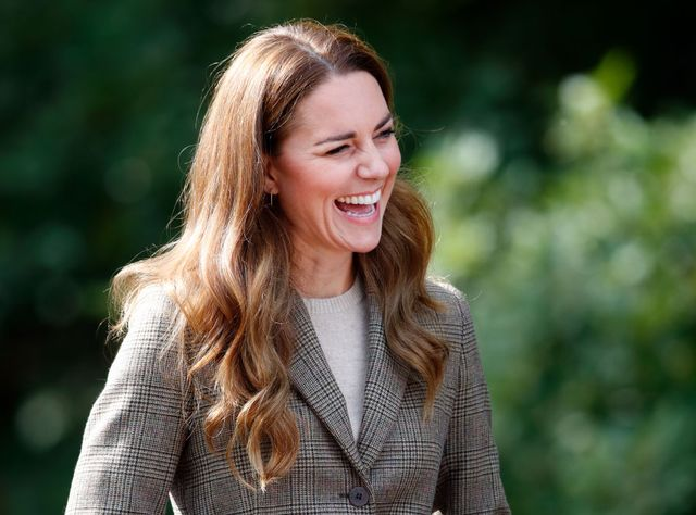Kate Middleton, Millennial, Wore Skinny Jeans for Her Latest Outing