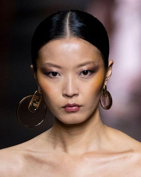 nineties beauty trends ss22