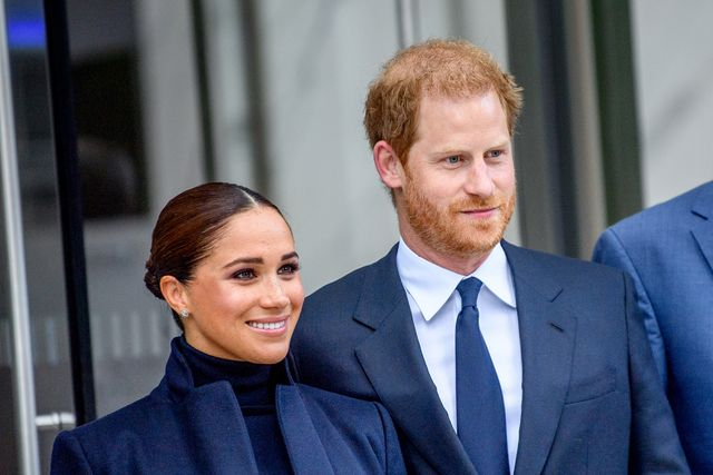 Meghan Markle Got a New Nickname During Her NYC Visit