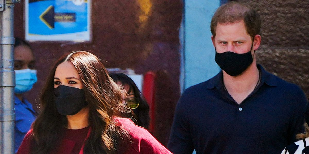 Meghan Markle Apparently Confused an Eavesdropper by Talking a Lot on Double Date in NYC