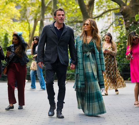 jennifer lopez and ben affleck out in nyc