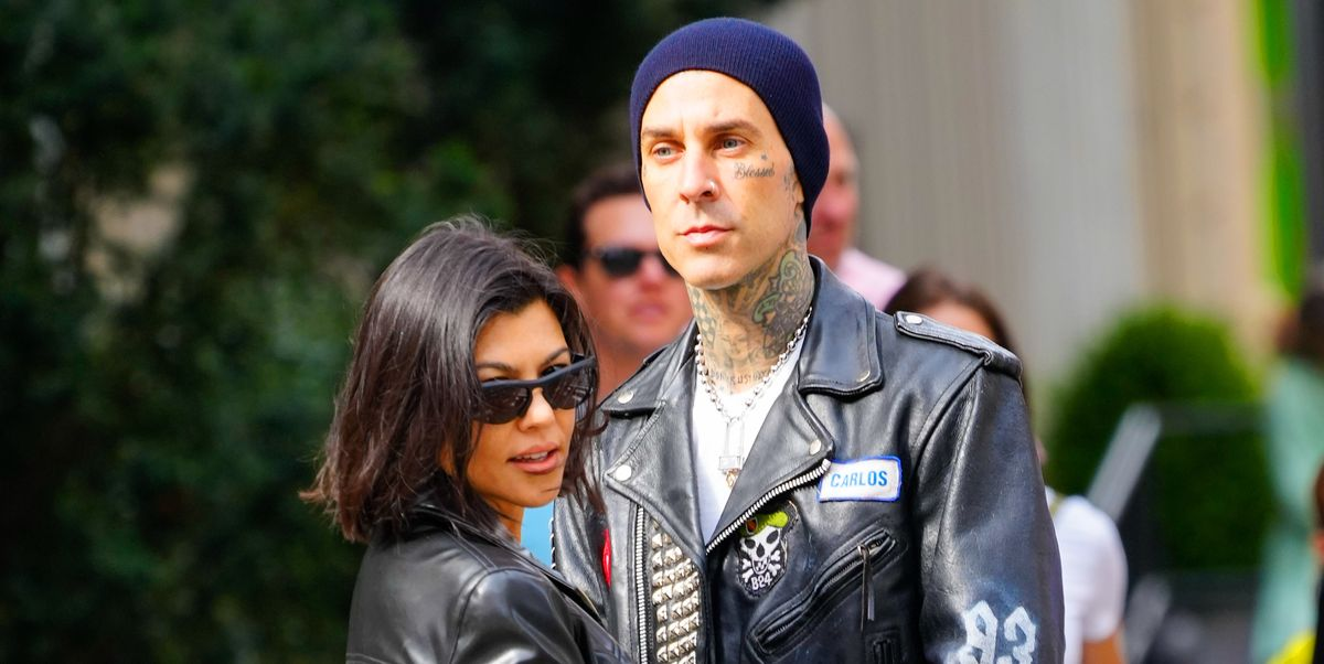 Inside Travis Barker's Proposal To Kourtney Kardashian—And The First Look At Her Giant Diamond Ring