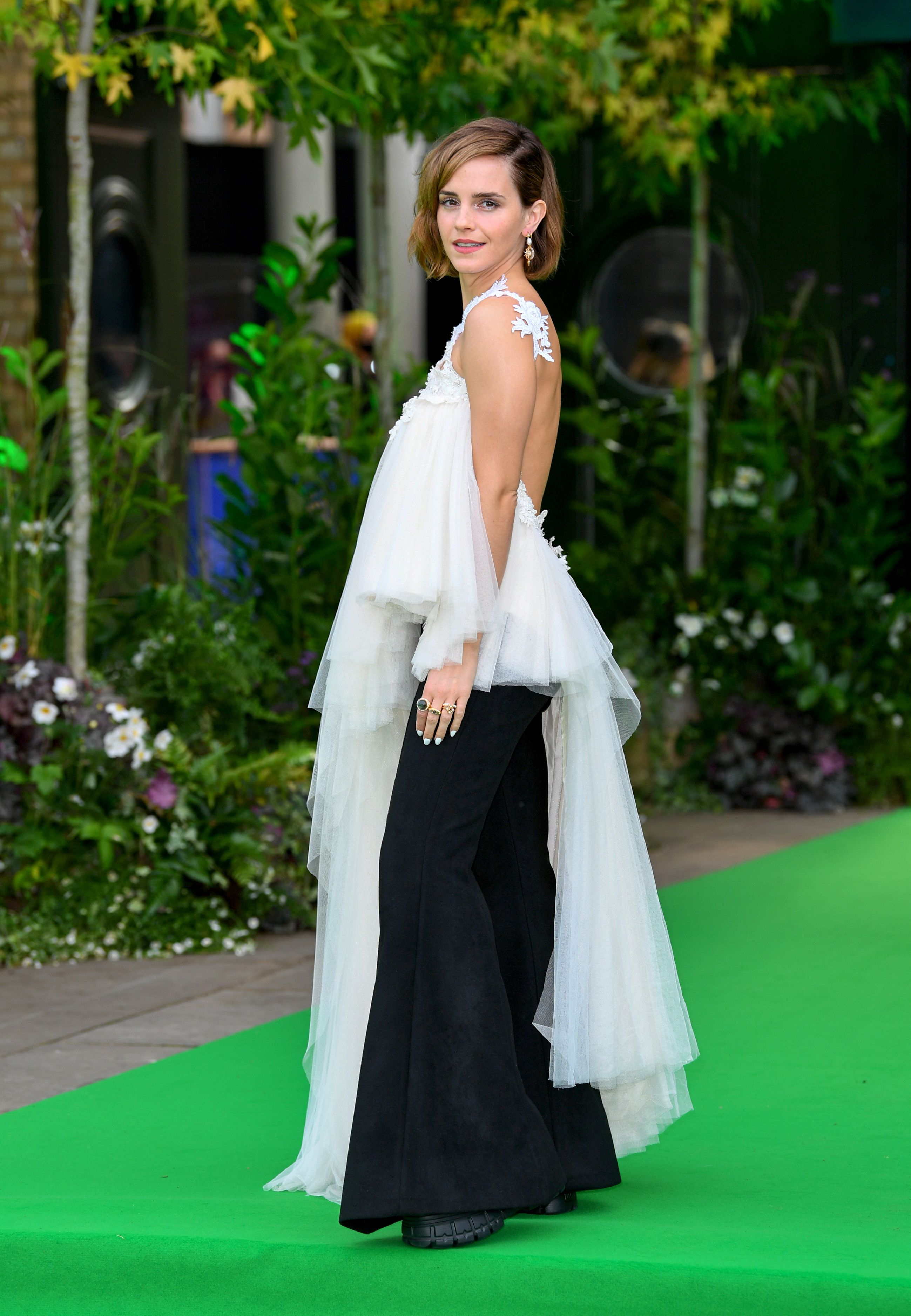 Emma Watson's Style File: Every Single One Of The Star's Best Eco-Friendly Looks