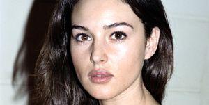 Italian model and actress Monica Bellucc