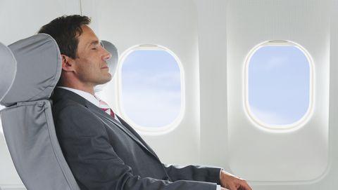 Businessperson, Air travel, White-collar worker,