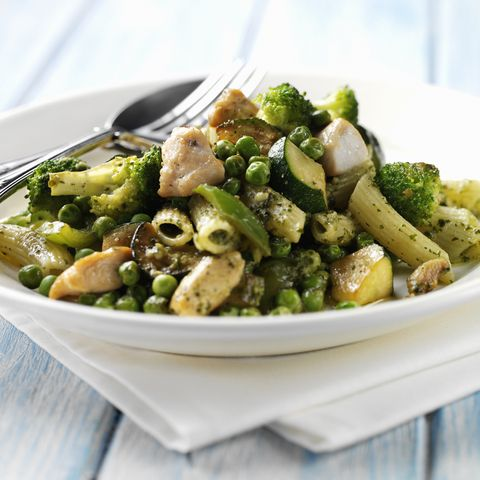chicken and vegetable penne men's health