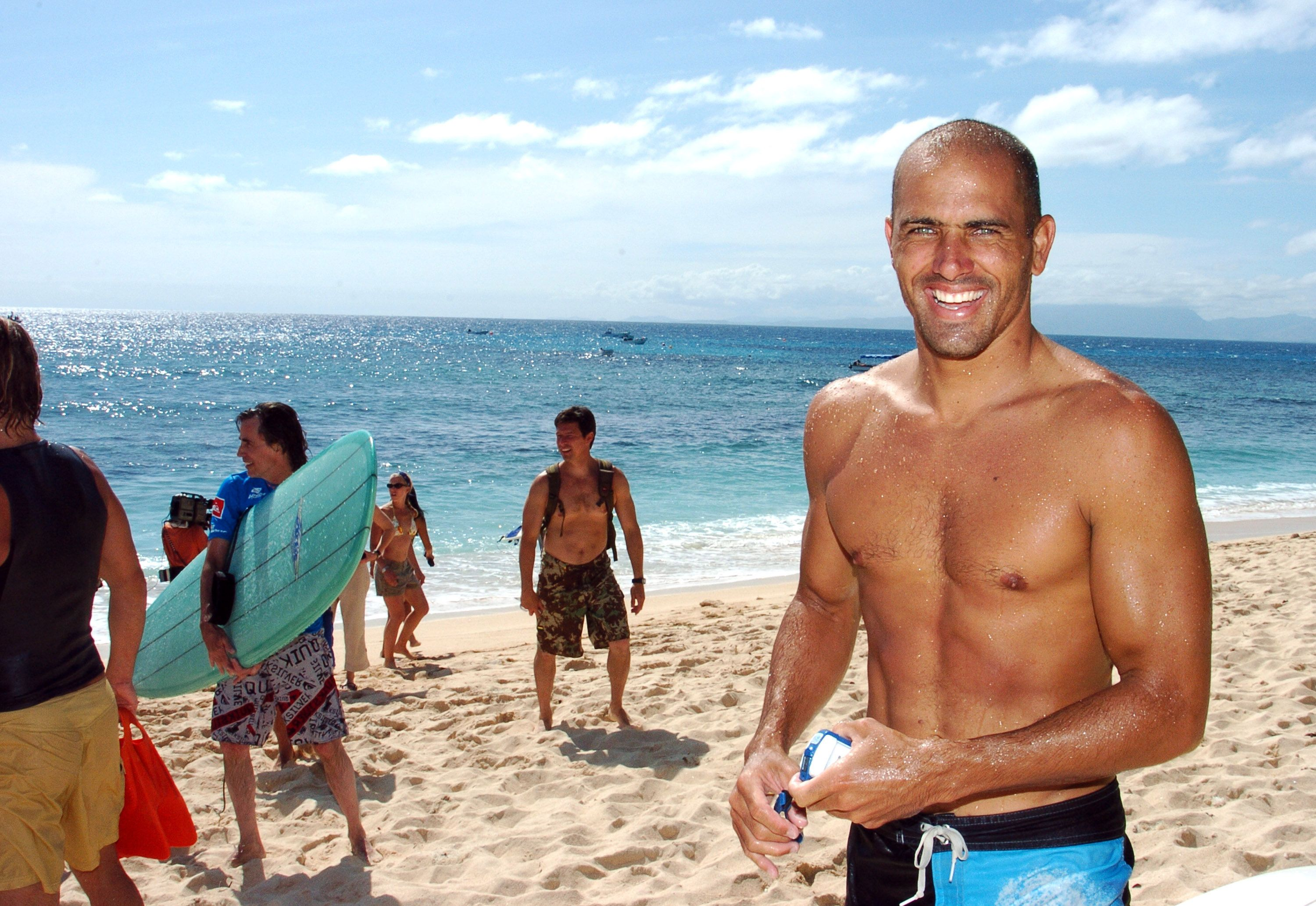 Can Kelly Slater's