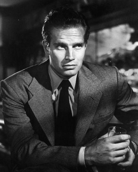 Charlton Heston In 'Dark City'