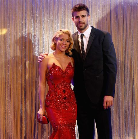 Shakira And Gerard Pique S Relationship Timeline And Love Story