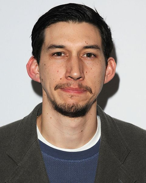 new york, ny   february 02  adam driver attends the opening night of broadways look back in anger at laura pels theatre at the harold  miriam steinberg center for on february 2, 2012 in new york city  photo by craig barrittgetty images