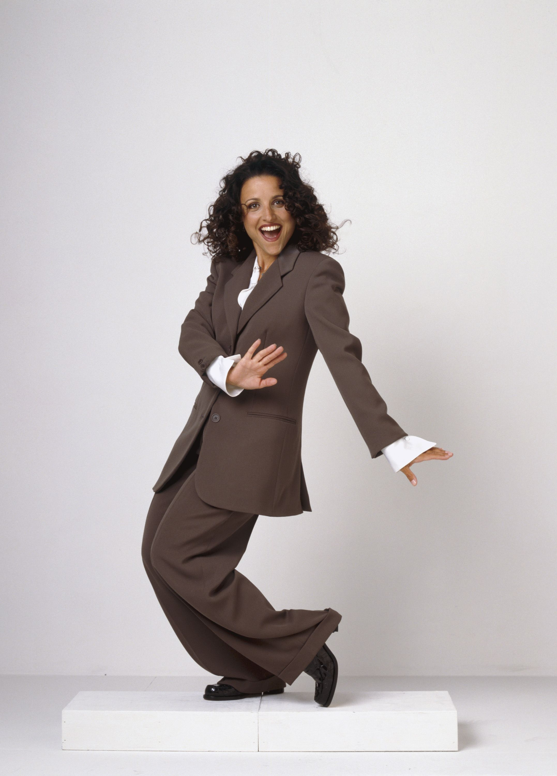 The Fashion Influence of Elaine from Seinfeld