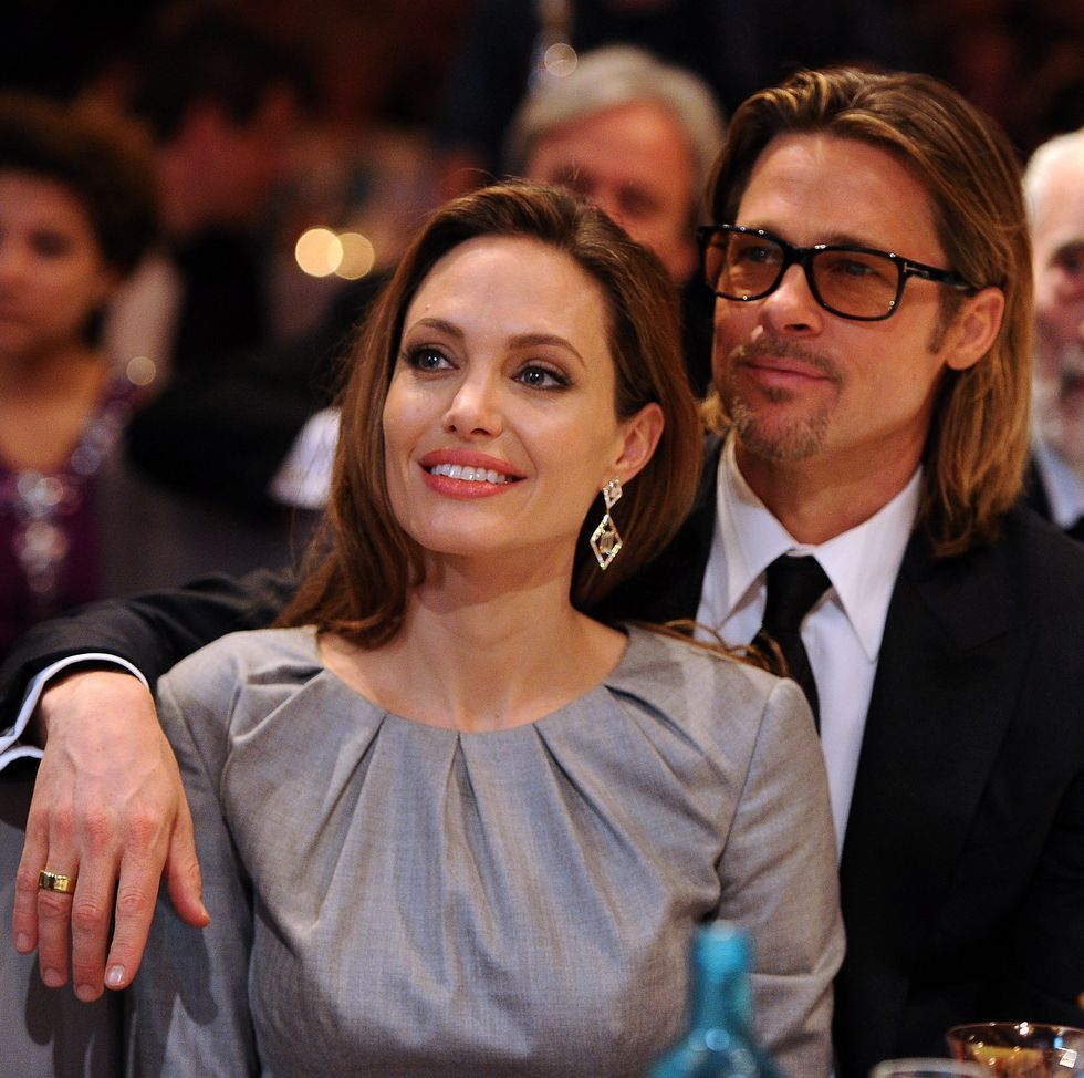 Brad Pitt and Angelina Jolie Are Releasing a New Wine Together