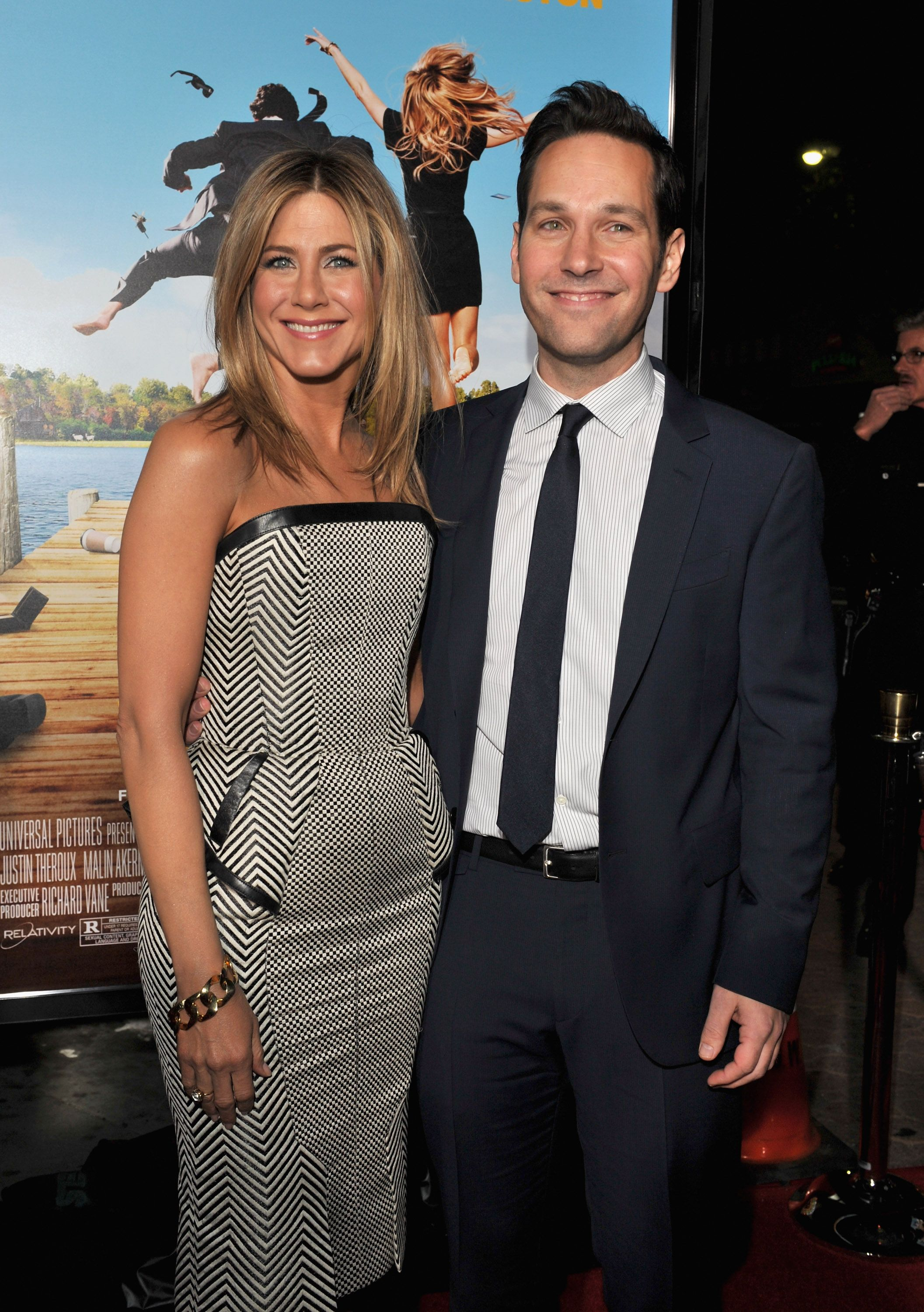Paul Rudd Revealed an Awkward Moment With Jennifer Aniston After Filming the Last Episode of 'Friends'