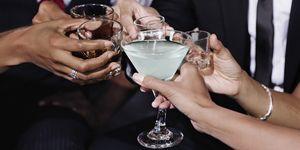 volume muziek beinvloedt drinktempo