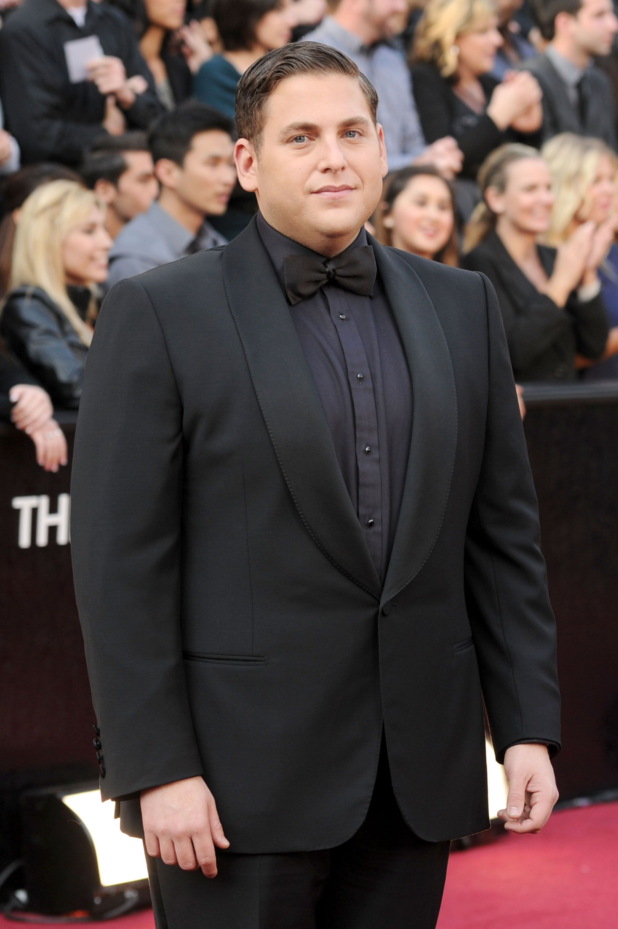 Jonah Hill looks totally different (and much more buff) than you remember