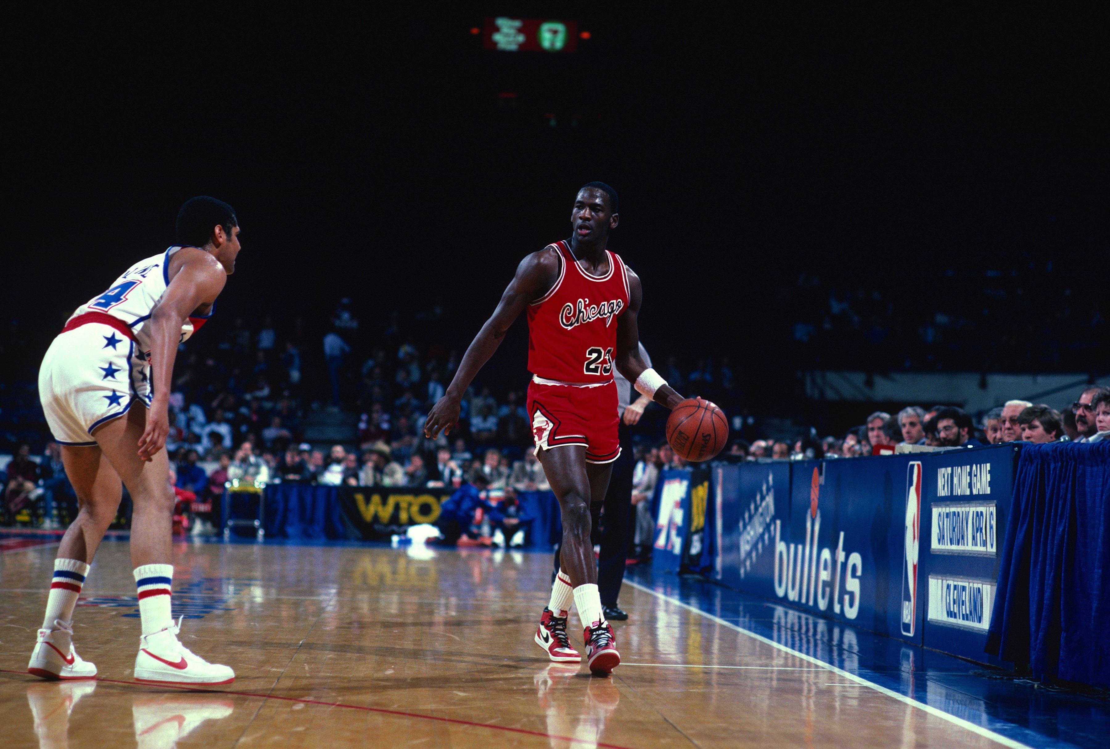 Michael Jordan Just Broke Another