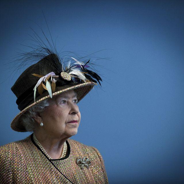 Queen Elizabeth II Opens Refurbished East Wing of Somerset House