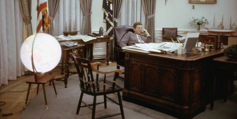 Oval Office Decor Changes In The Last