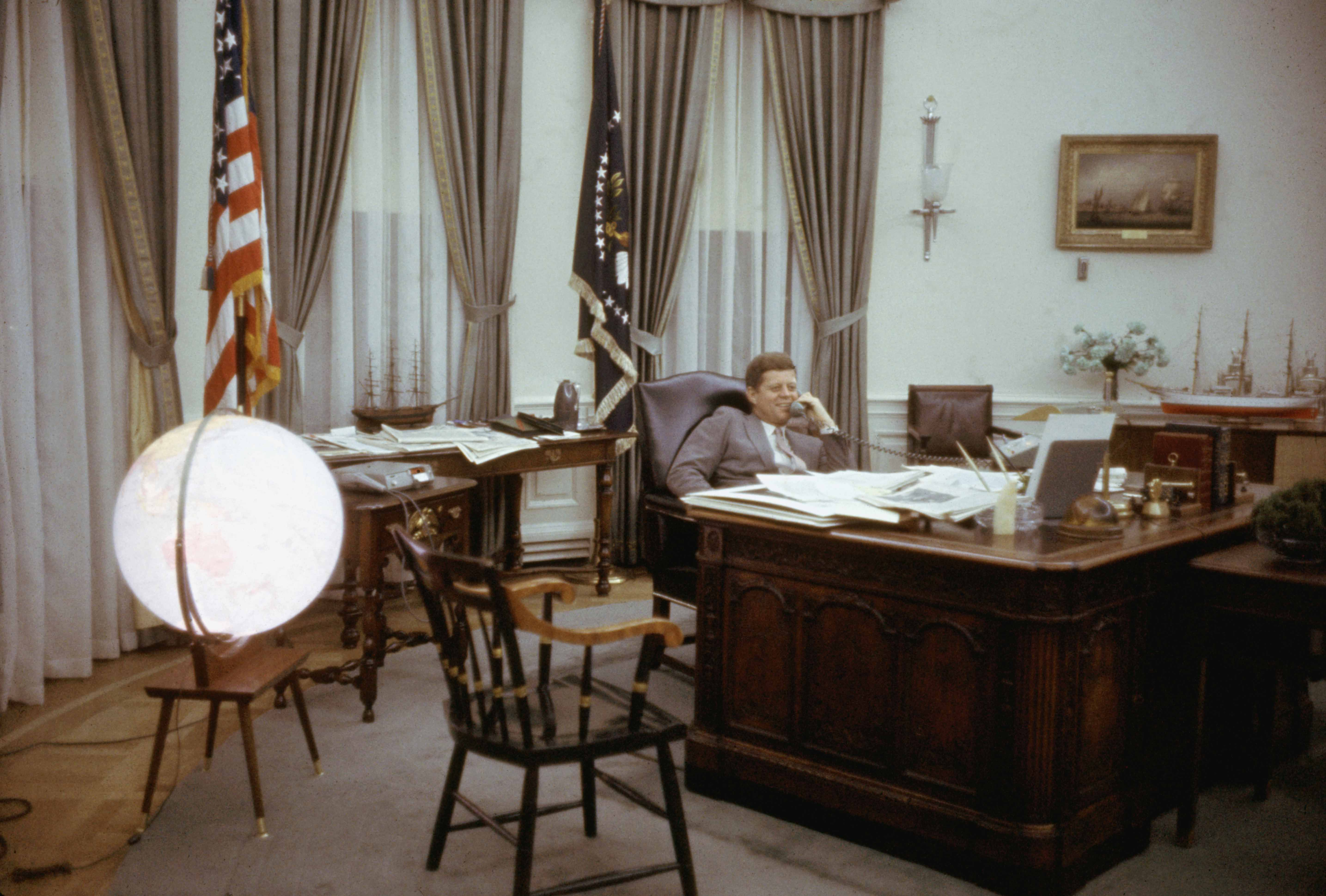 White House Oval Office