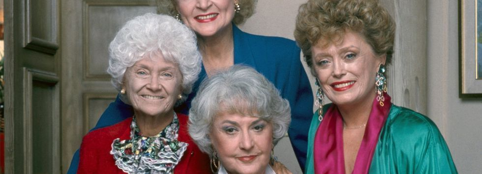 Grab Your Dorothy, Rose, and Blanche: A Golden Girls Cruise is Officially Happening
