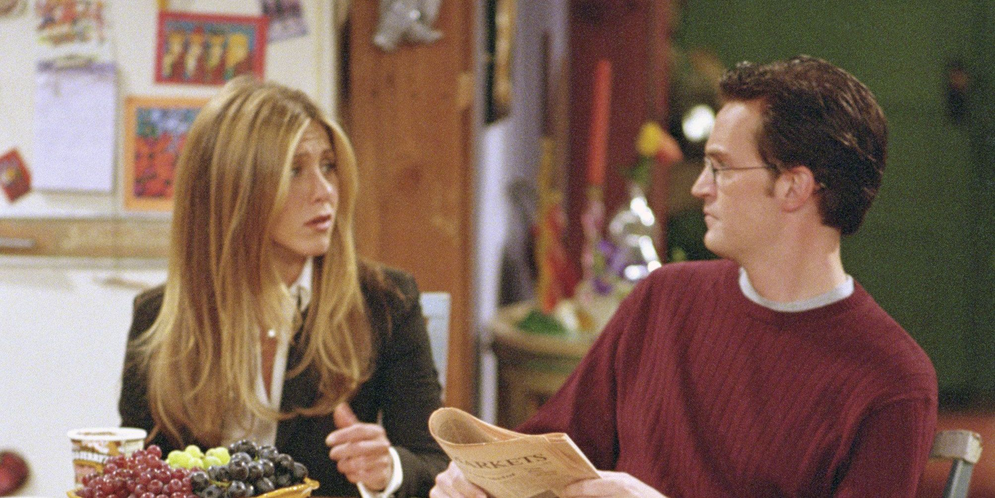 The huge Friends inconsistency people are noticing now its on Netflix