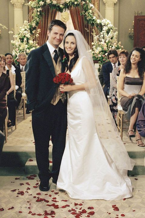 a6dc0888 The Best TV and Movie Wedding Dresses of All Time