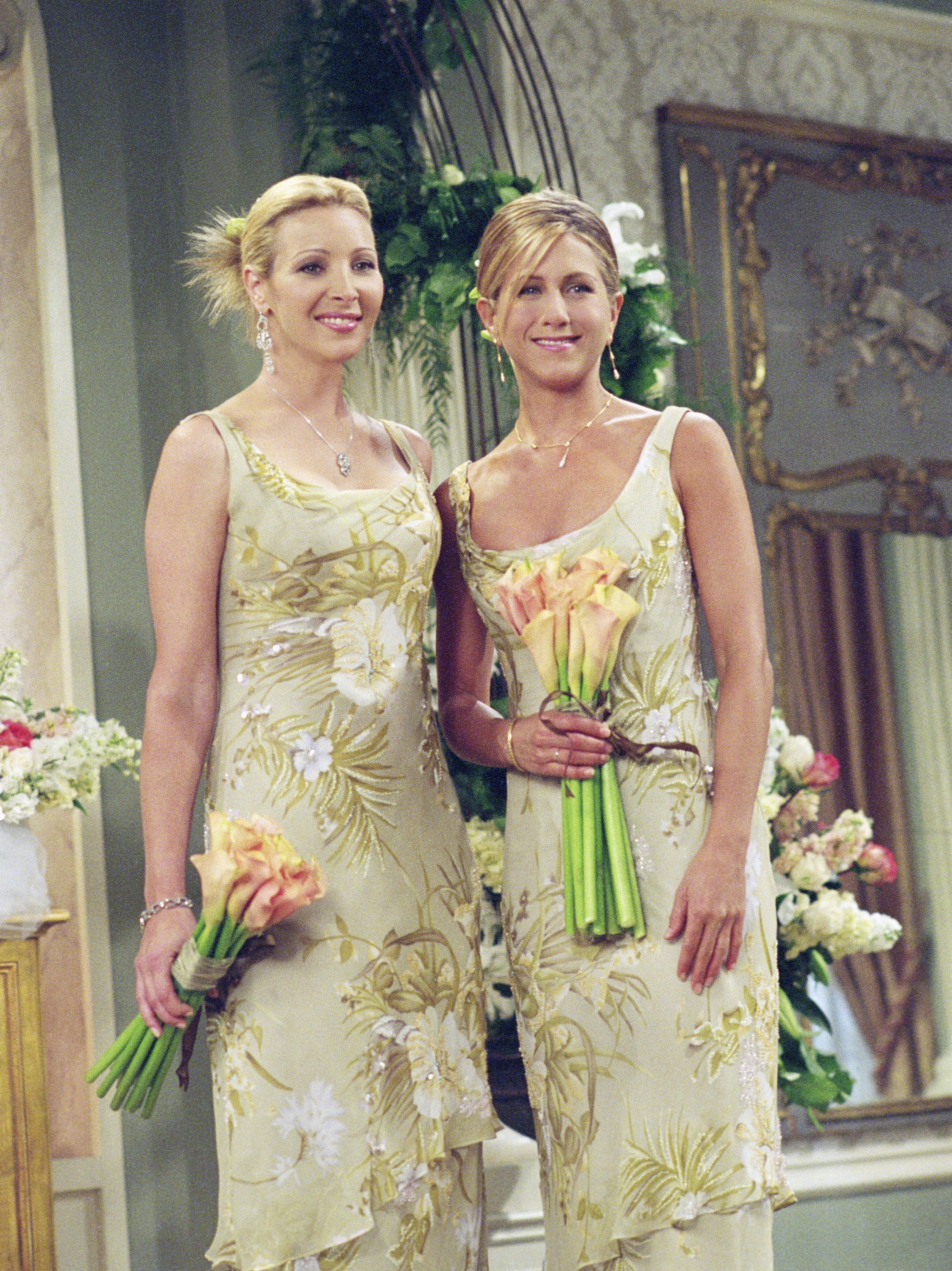 The Bridesmaid's Dress Everyone Wore the