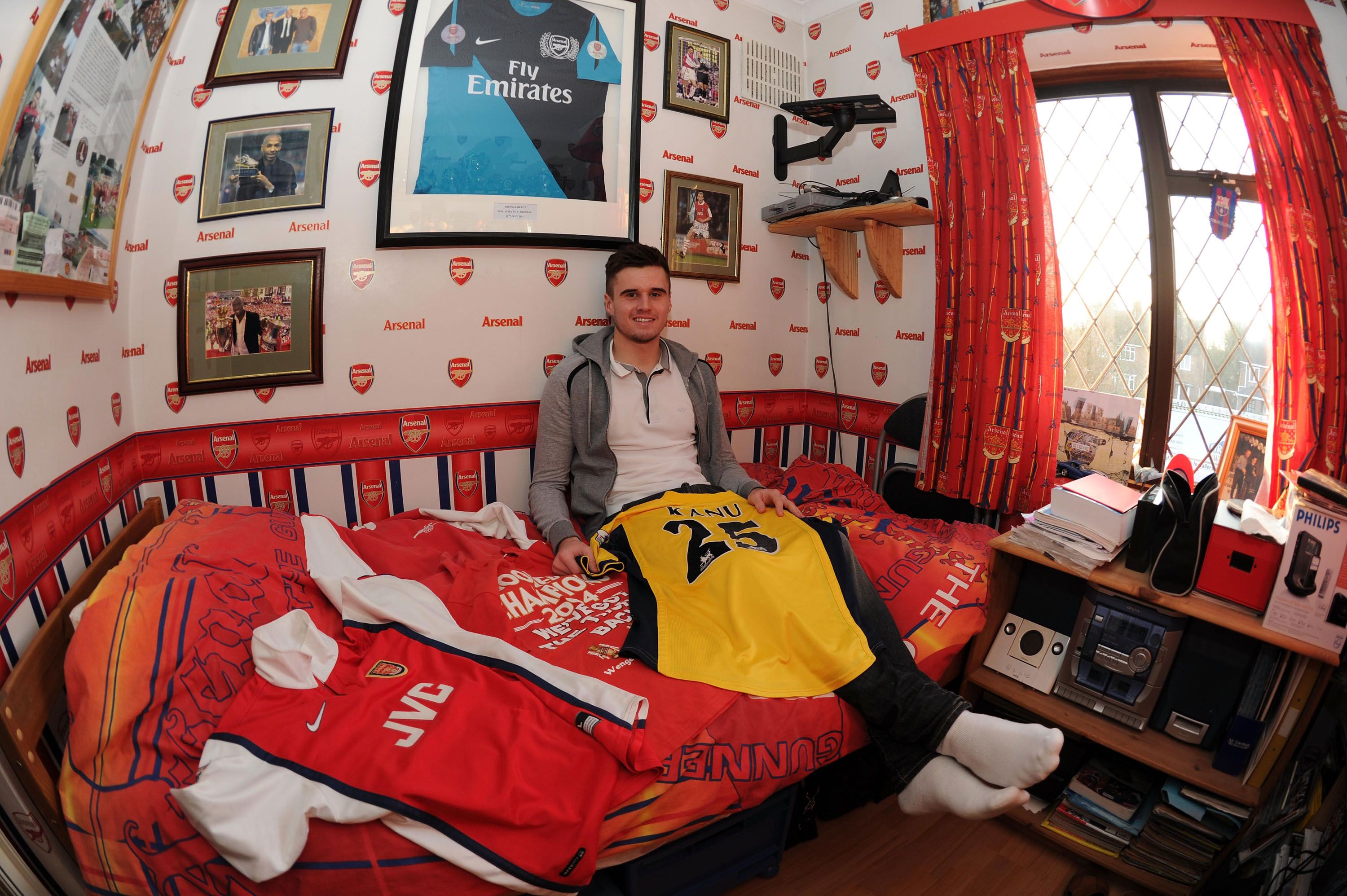 An Ode To Carl Jenkinson And The Football Goodbye Note
