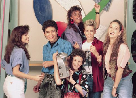 The Millennial-Defining 'Saved by the Bell' Turns 30