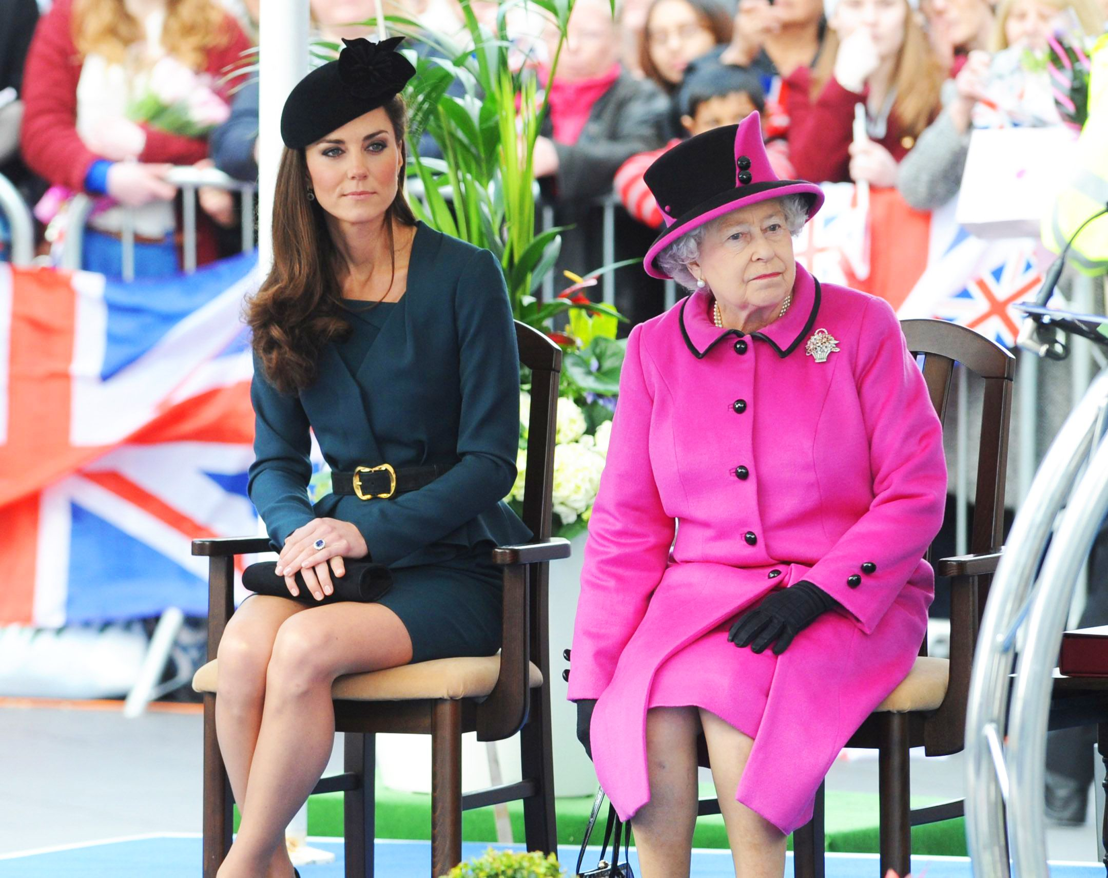 Kate Middleton Was Reportedly Very Hurt by Queen Elizabeth's Early Criticisms of Her Lifestyle