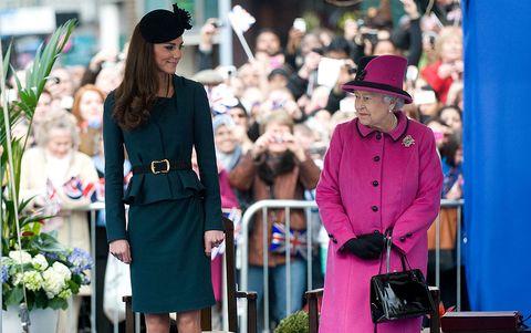 凱特與英國女王感情更勝從前?盤點凱特與英國女王「感情增溫」的五大時刻!