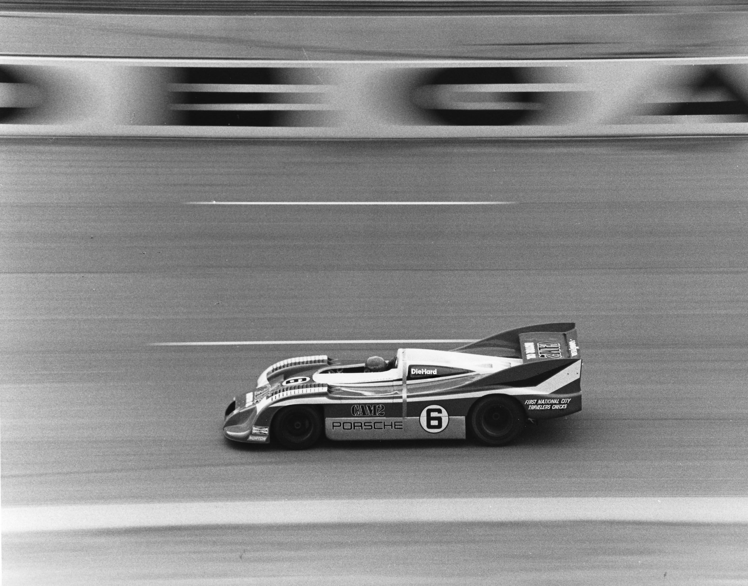 When Mark Donohue Set a World Record at Talladega in a Porsche 917