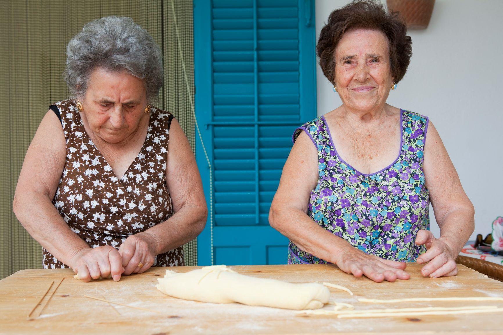 Ricette Della Nonna Instagram.Le Ricette Di Pasta Delle Nonne Sbarcano Su Instagram