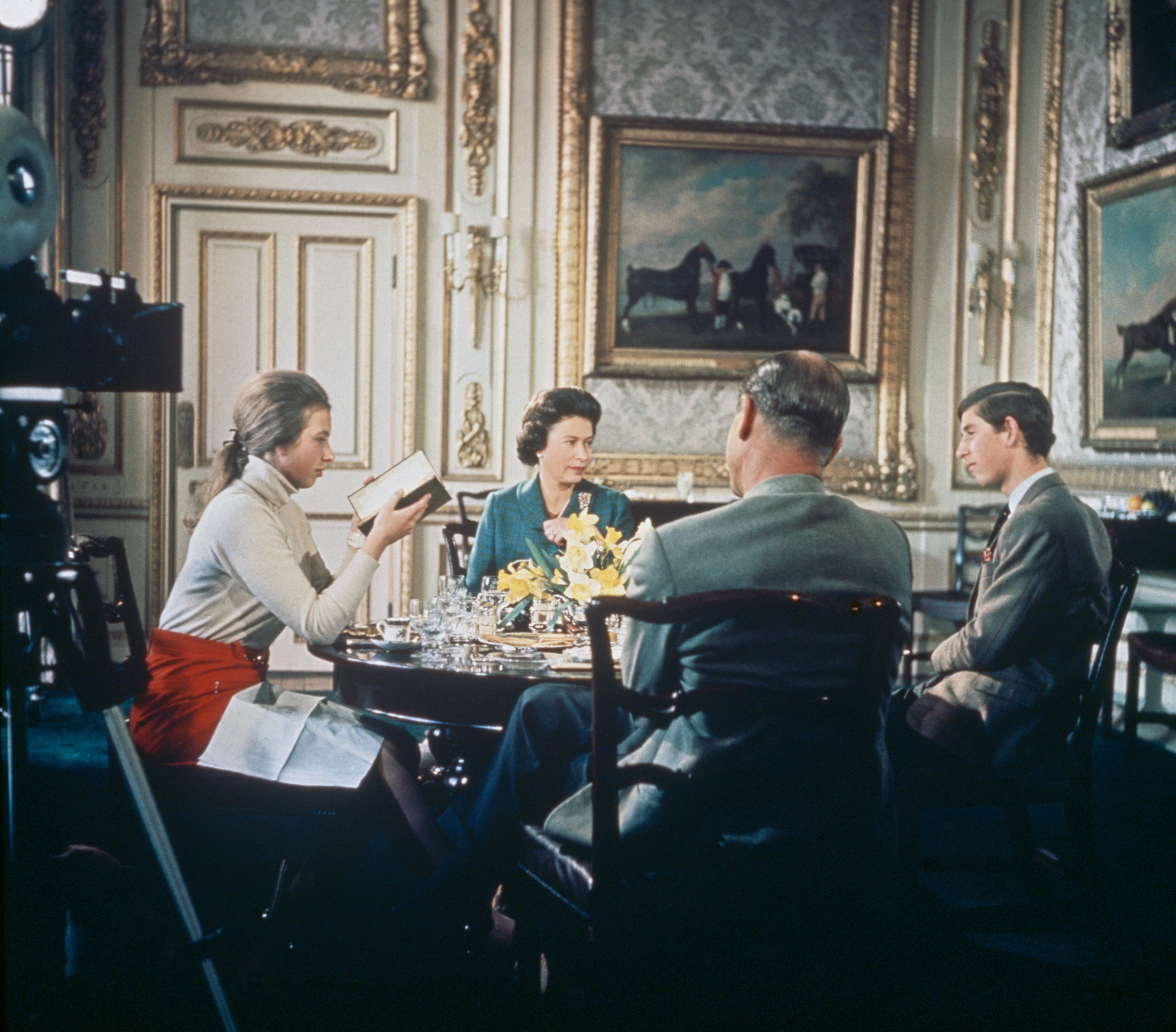 You Can't Watch the Royal Family's 1969 Documentary—but There Are Photos and Short Clips