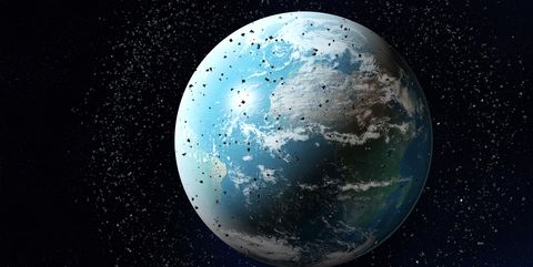 Planet, Earth, Astronomical object, Outer space, Atmosphere, Space, World, Sphere, Globe, Astronomy,