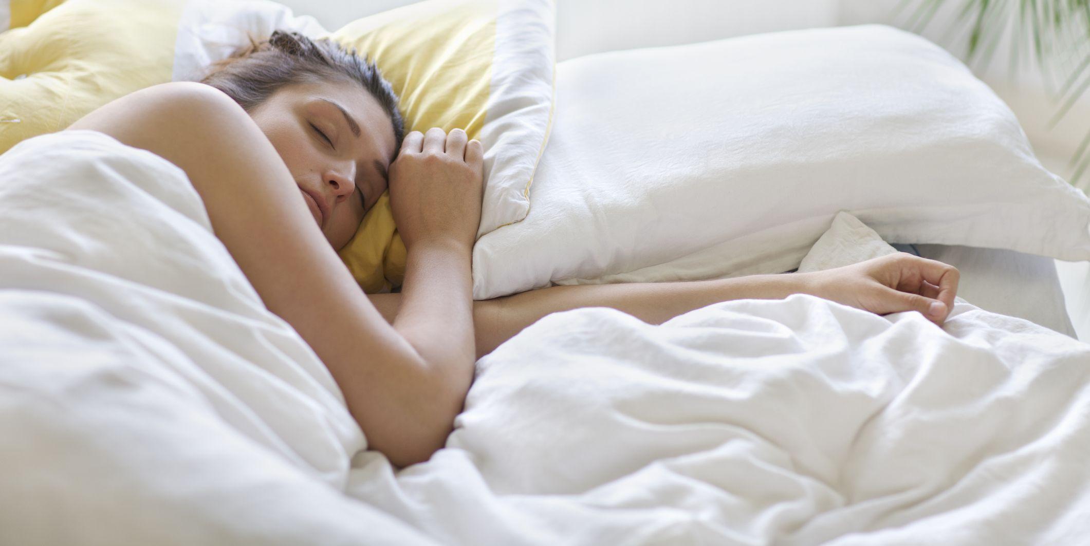 Op-je-zij-slapen