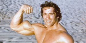 Arnold Schwarzenegger career highlights