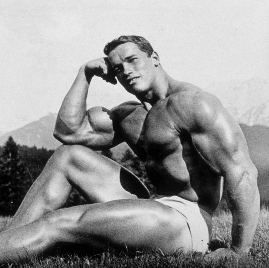 Arnold Schwarzenegger mejores peores fotos