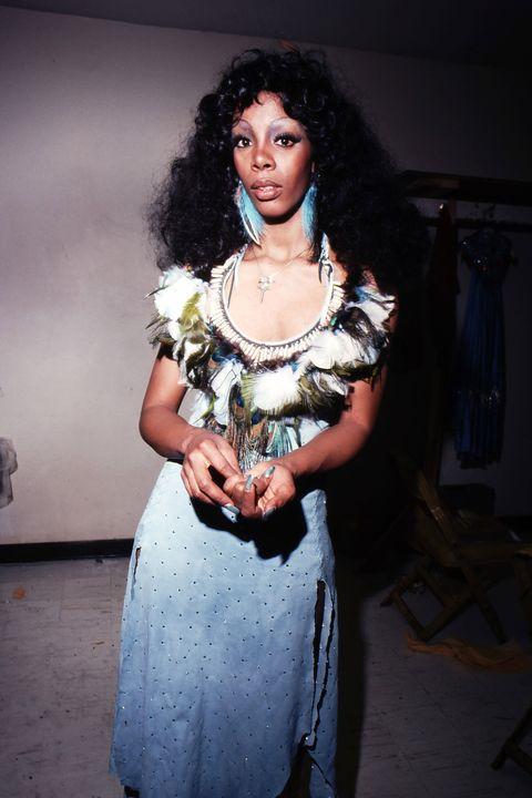 los angeles, ca   circa 1970s donna summer seen circa 1970s in los angeles, california photo by jeffrey mayerwireimage